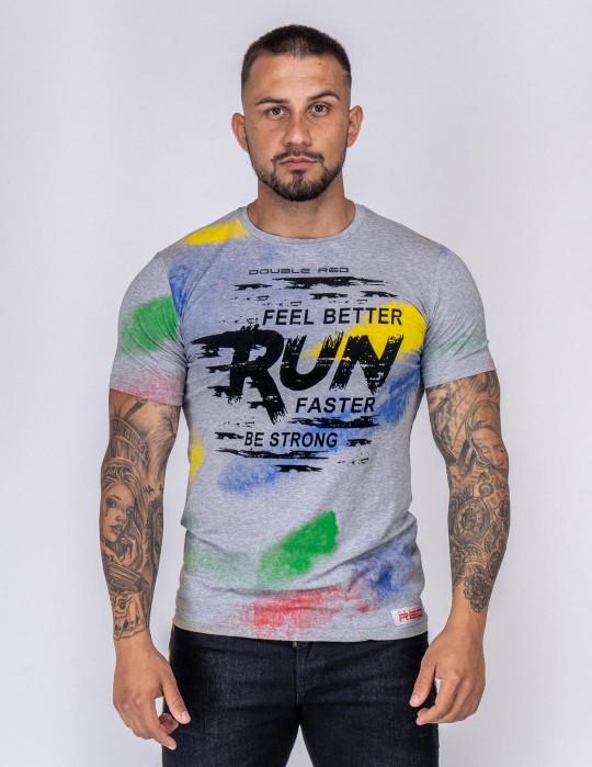 DOUBLE FUN T-Shirt RUN