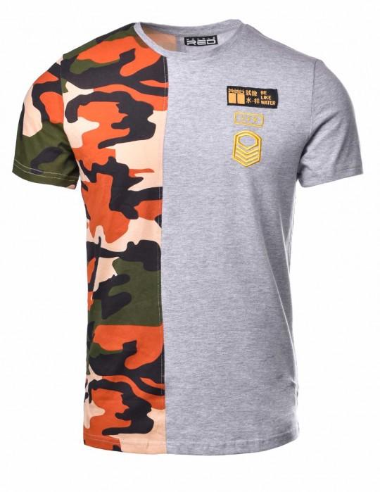 T-Shirt SOLDIER KUNG FU MASTER
