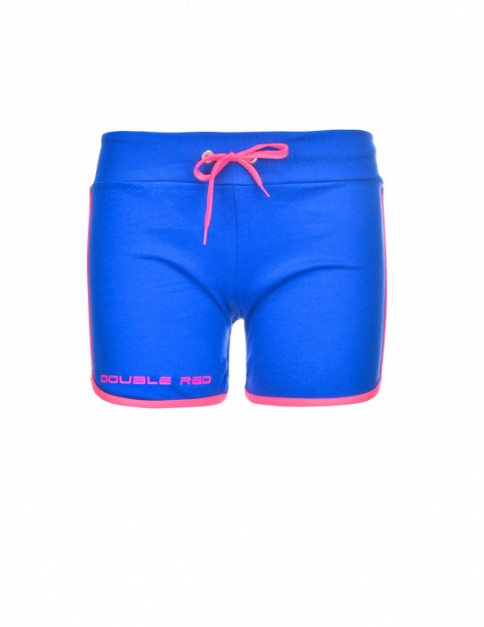 DOUBLE RED Women's Short Neon Royal Blue