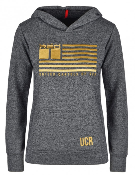United Cartels Of Red UCR Gray Sweatshirt