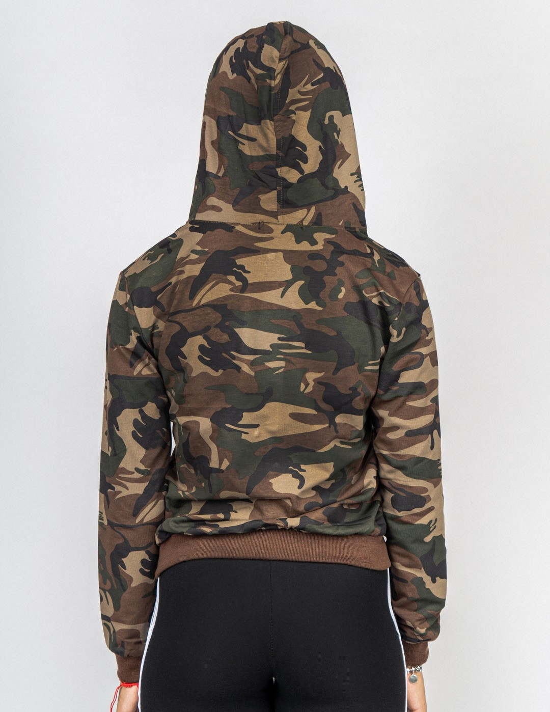 Hoodie Soldier GOLD FOREVER