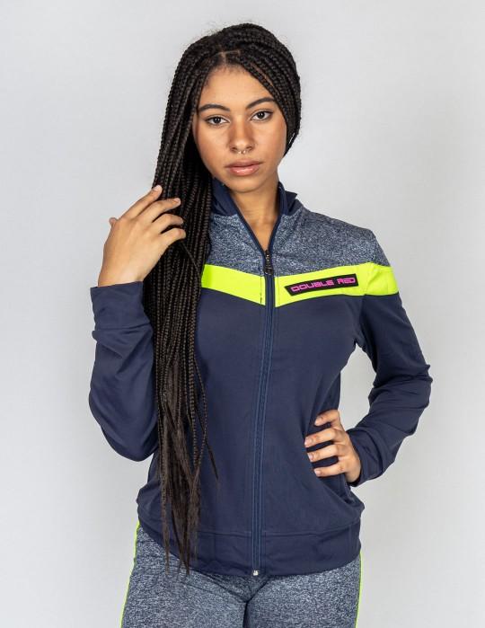 Sweatshirt Sport Is Your Gang Neon Green