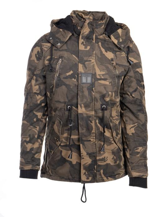RENEGADE WAR ZONE Jacket
