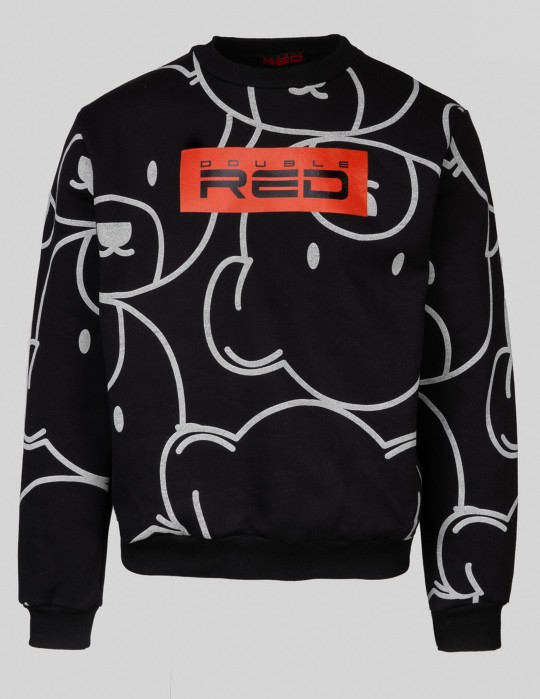 TEDDY Sweatshirt Black