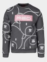TEDDY Sweatshirt  Grey