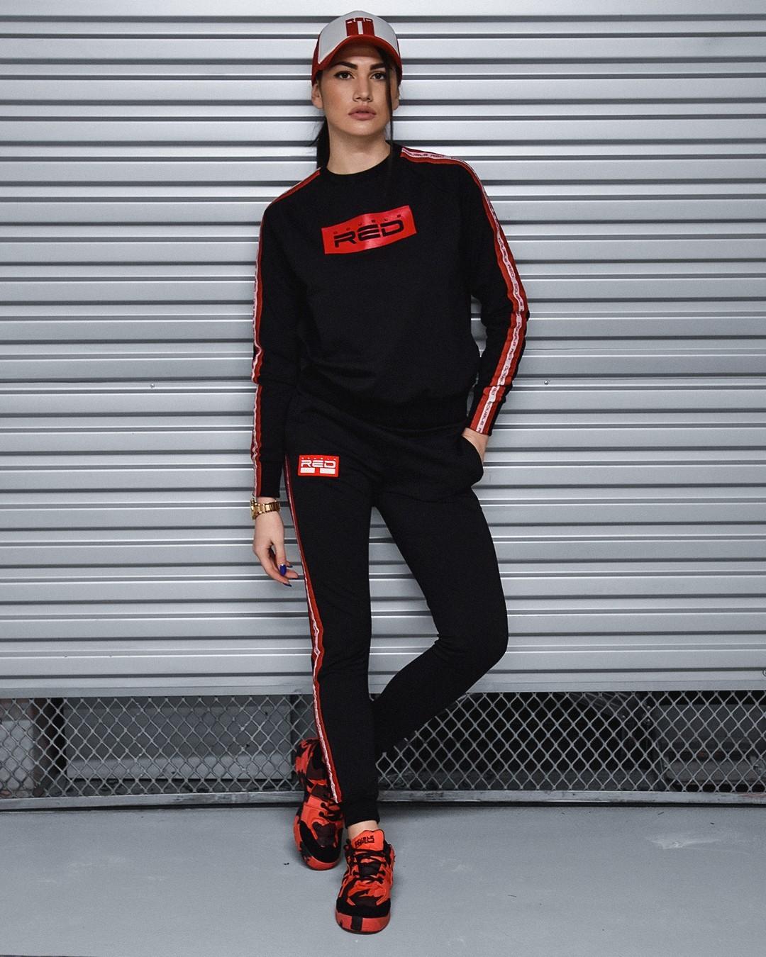 Sweatshirt EMINENCE All Logo Black