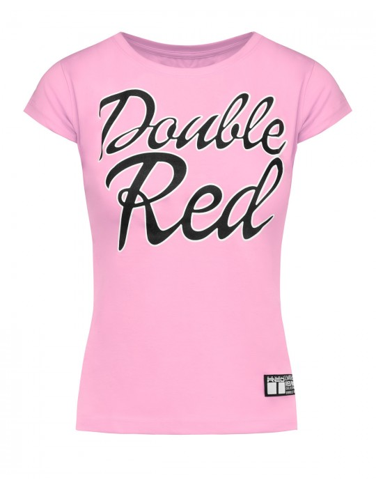 Red Body Collection T-Shirt Pink