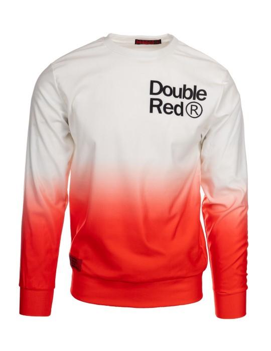 SHADOWS BW Edition Sweatshirt Red/White