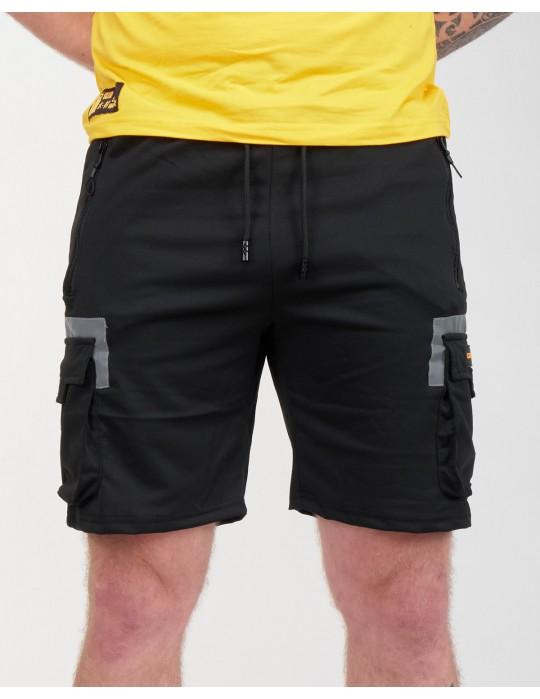 REFLEXERO Shorts Black