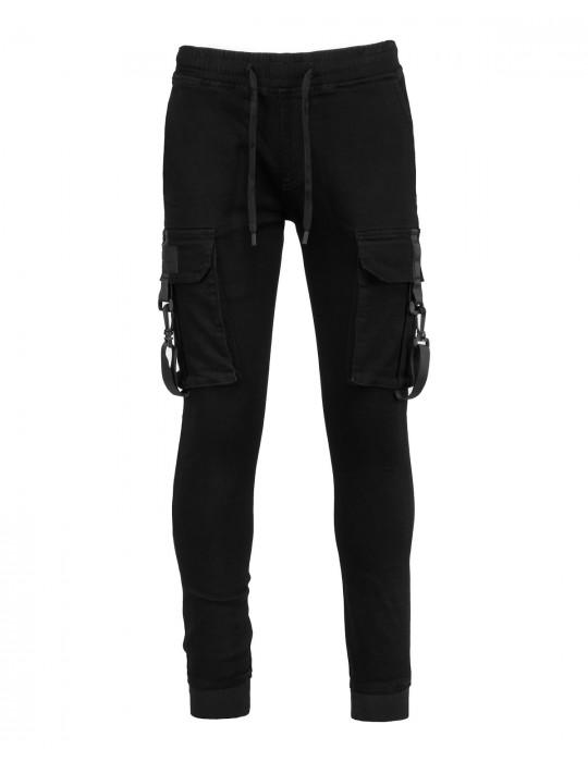 Pants AVIATOR All Black