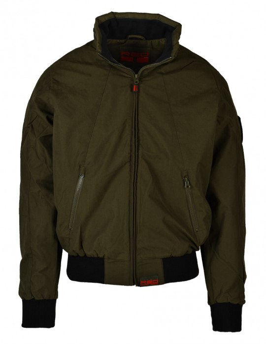 DR M Jacket Metro Olive Limited Edition