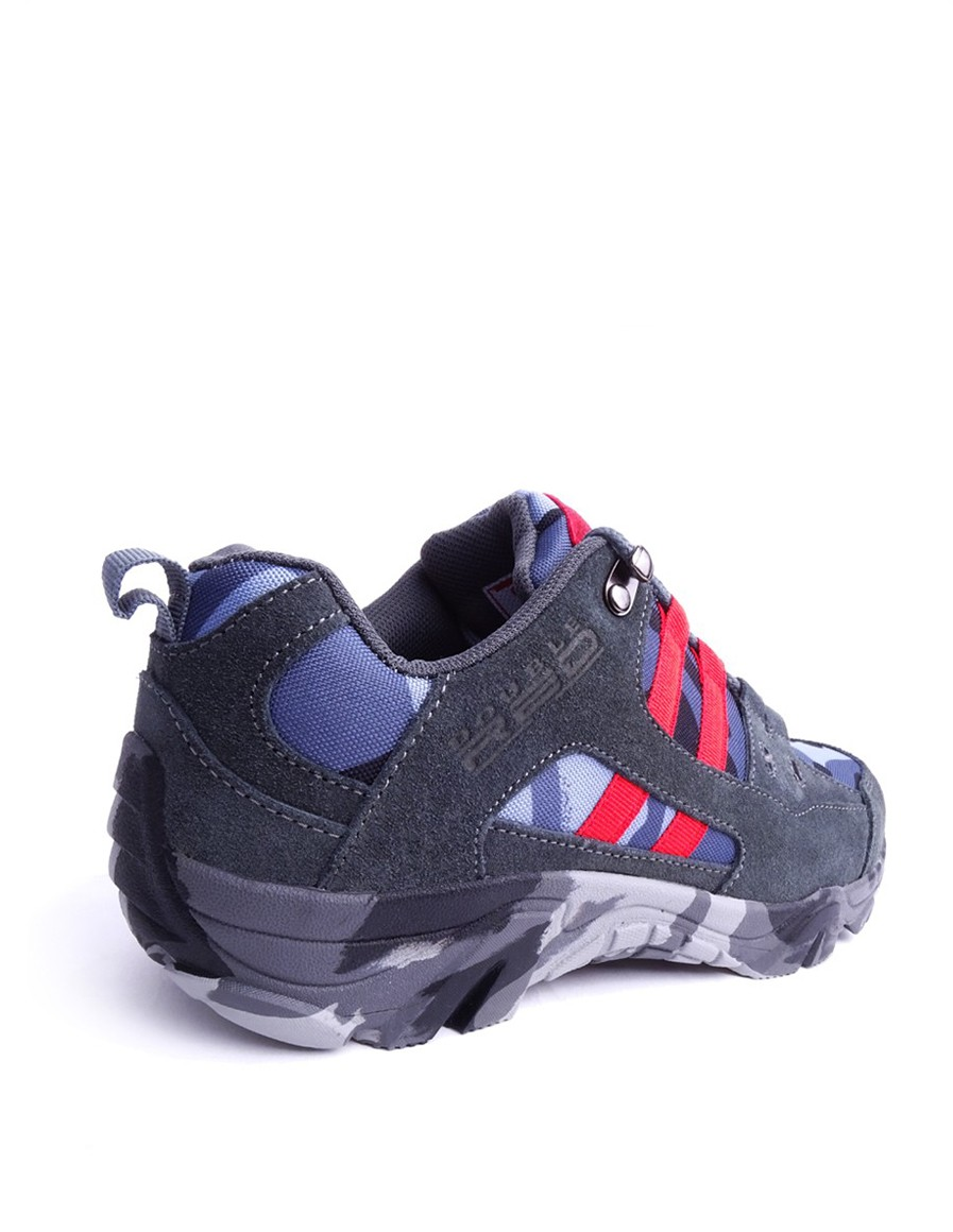Boots Red Hero Soldier Edition Blue/Grey