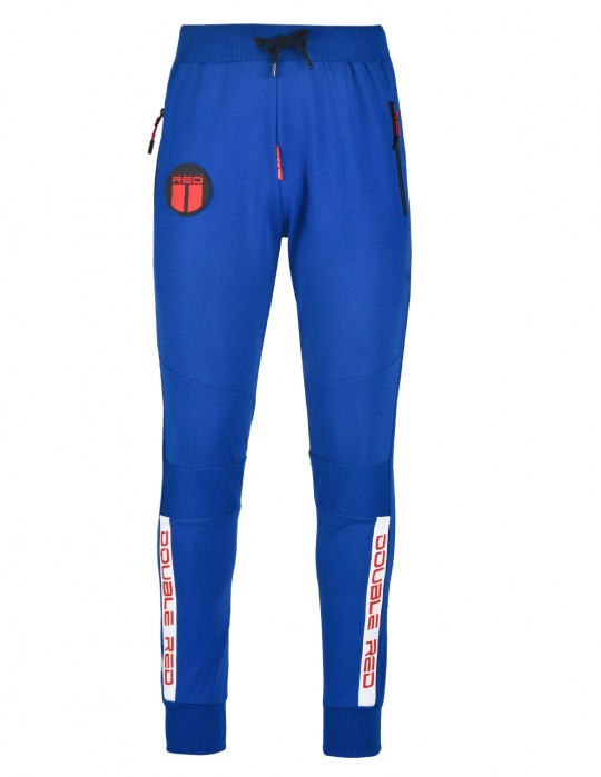 Tracksuit Bottoms Sport Is Your Gang  Blue