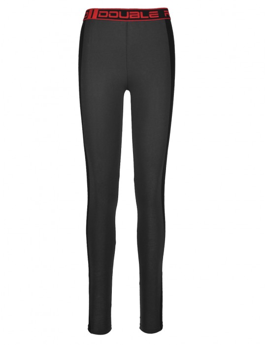 RED LEGGINS Dark Gray