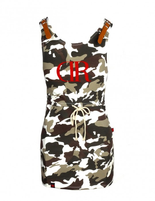 DR G Camo dress KIDS