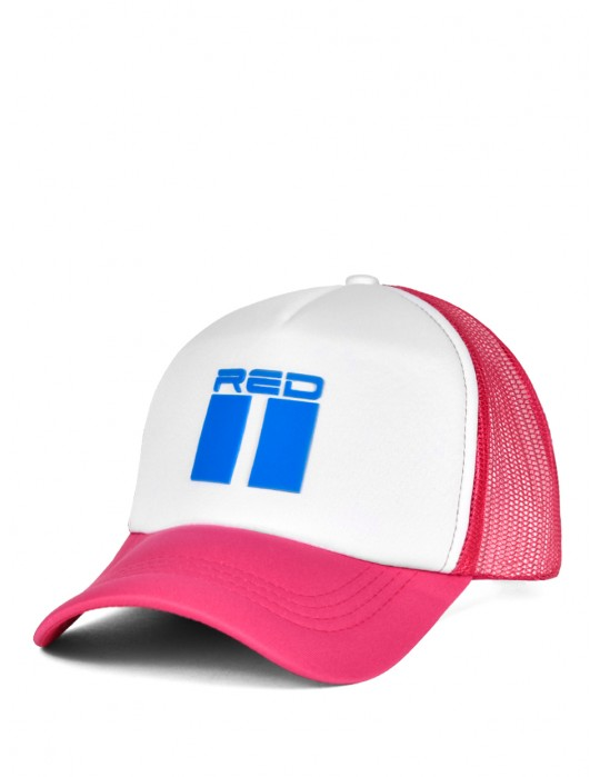 Summer Vibes NEON Cap Pink/White