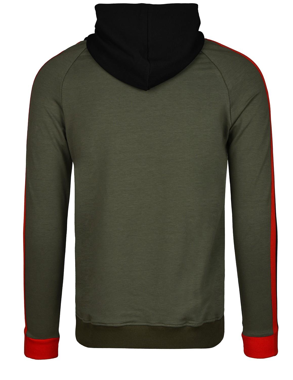 Sweatshirt OUTSTANDING Army Green