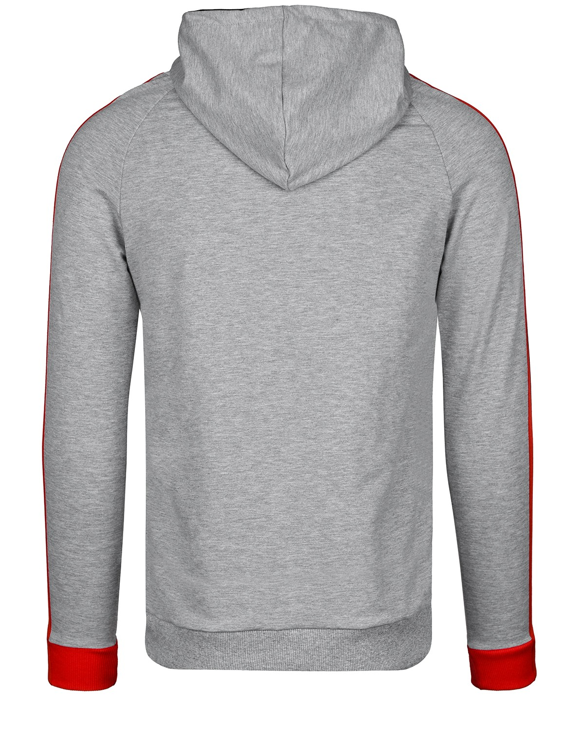 Sweatshirt OUTSTANDING Melange Light Grey