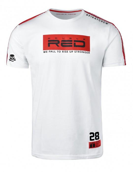 28 sec. Limited White T-shirt