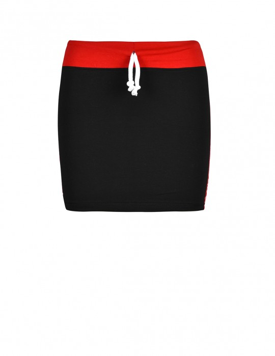 Eminence RedSkirt Black