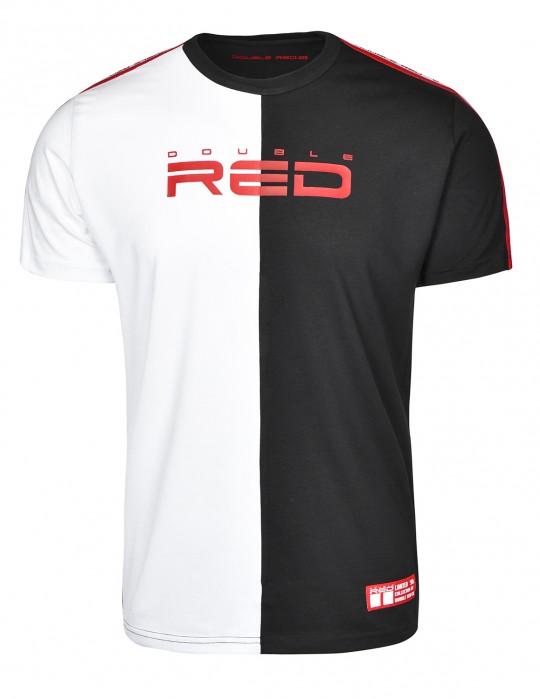T-shirt DOUBLE FACE Black/White