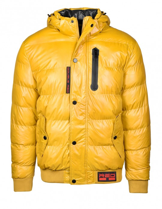 EXQUISIT RED Jacket Yellow
