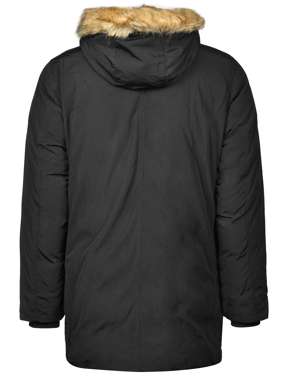 ALYESKA Parka Jacket Black