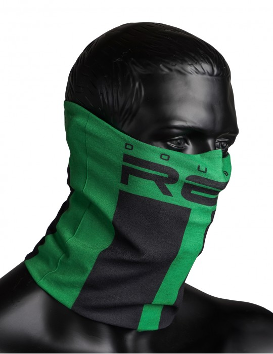 RED SQUAD Snood Green