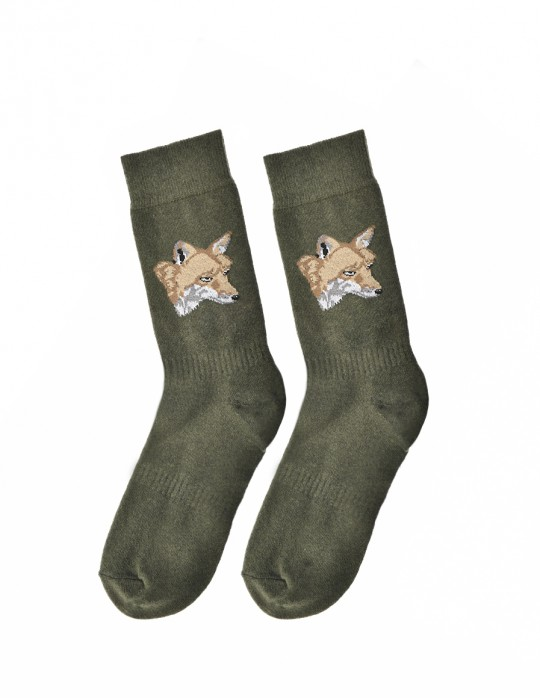 Men's FUN Socks Fox