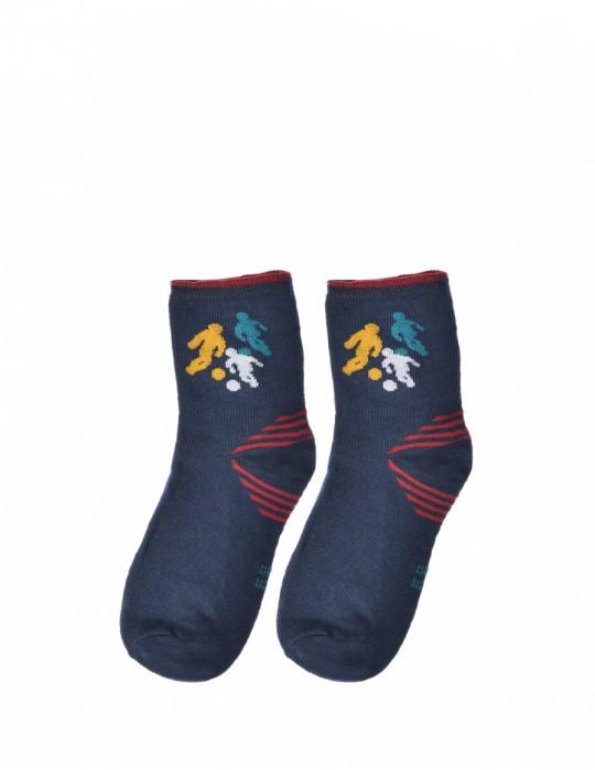 KID Fun Socks Mini Foot-ball