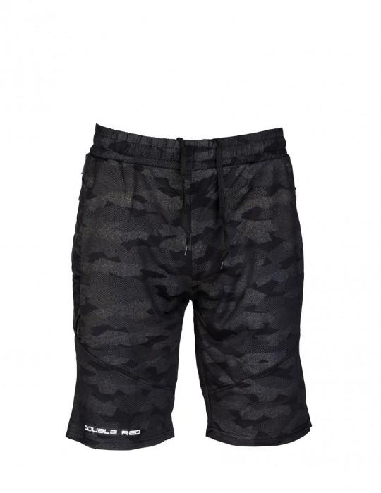 Shorts Leggia Black Camo