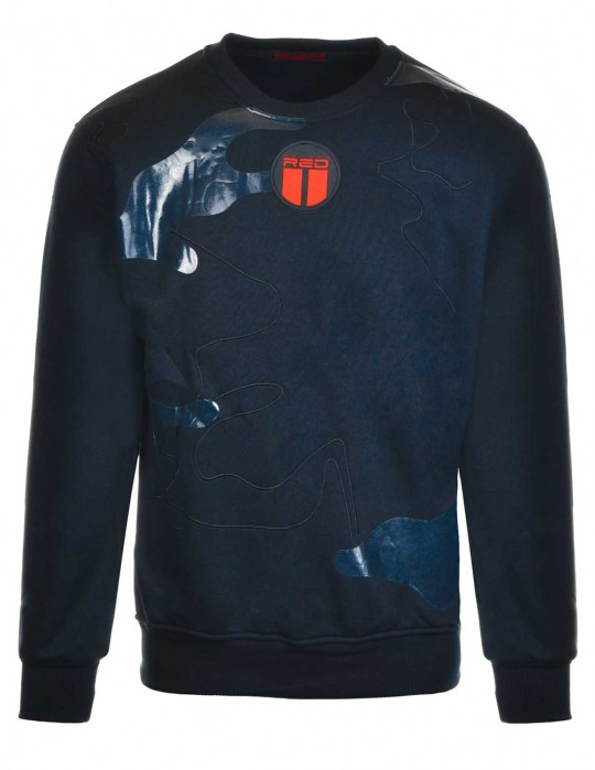 Sweatshirt Extremo Blue