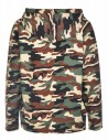 Hoodie Neon Collection Camo