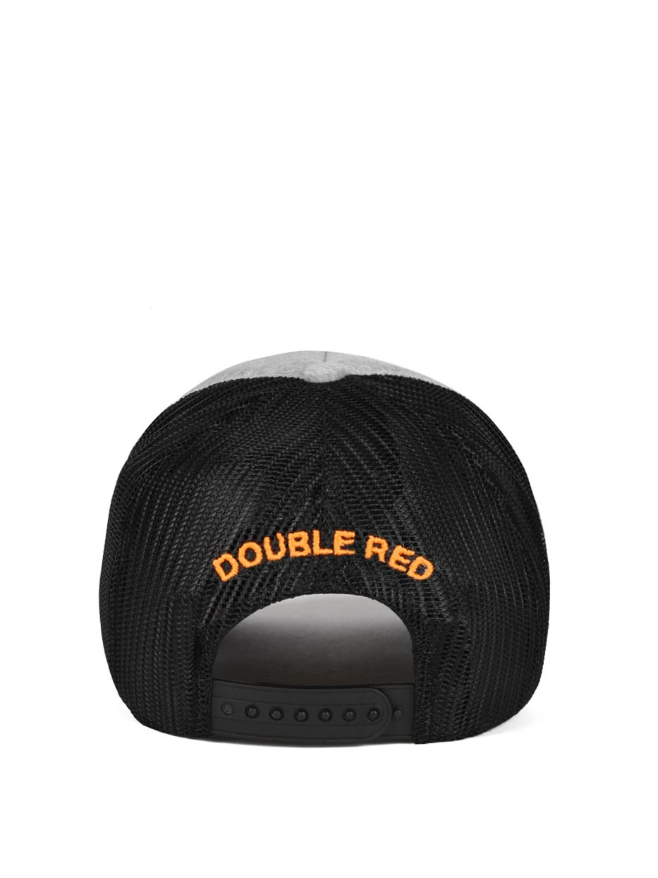 Trademark Neon Cap Grey